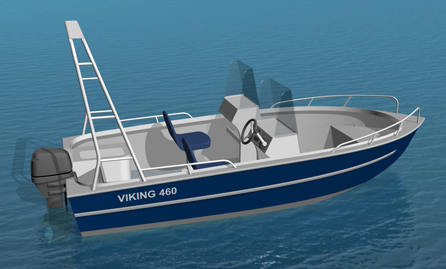 Where to get Plywood viking boat plans ~ Sailing Build plan